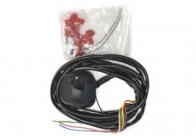 Комплект электроповодки фаркопа универсальный 7 pin 1,9 м